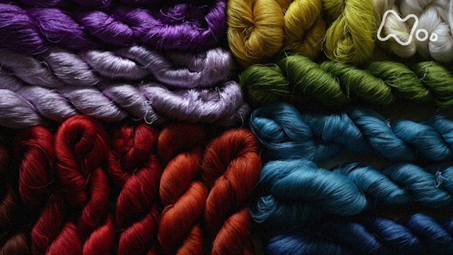 失われた色を求めて~植物染め・伝統100色を今の世に~ 動画