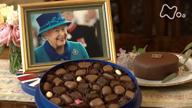 女王たちのチョコレート ヨーロッパ王室御用達紀行