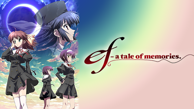 ef - a tale of melodies. 動画