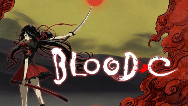 BLOOD-C 動画