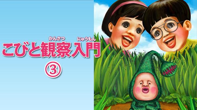 こびと観察入門3 /マモリ アマクリ シシャワオドリ編 | 無料動画