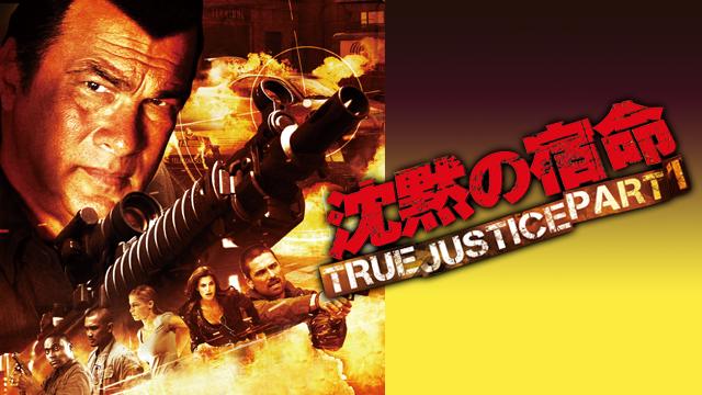 沈黙の宿命 TRUE JUSTICE PART1 動画