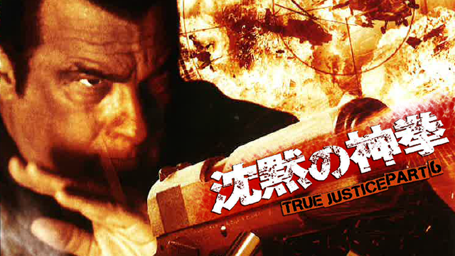 沈黙の神拳 TRUE JUSTICE PART6 動画