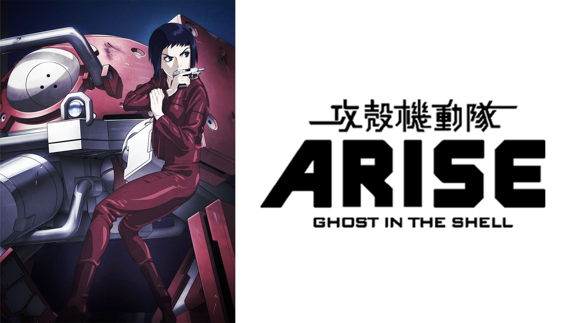 攻殻機動隊 ARISE Ghost Pain