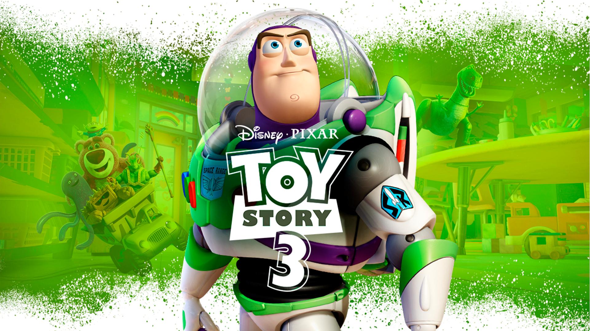 トイ・ストーリー3の動画 - トイ・ストーリー2