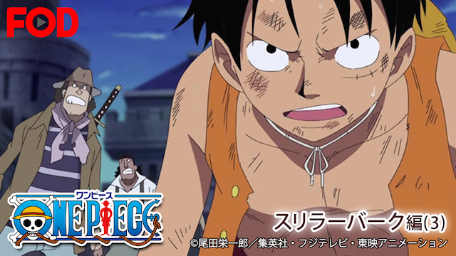 ONE PIECE 10thシーズン スリラーバーク篇(3)の動画 - ONE PIECE ワンピース 17thシーズン ドレスローザ編(6)