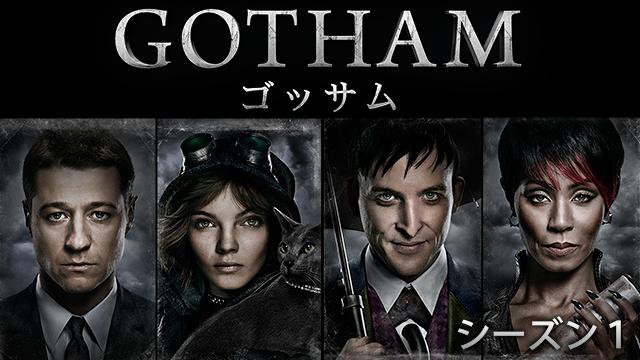 GOTHAM/ゴッサム シーズン1の動画 - GOTHAM/ゴッサム シーズン4
