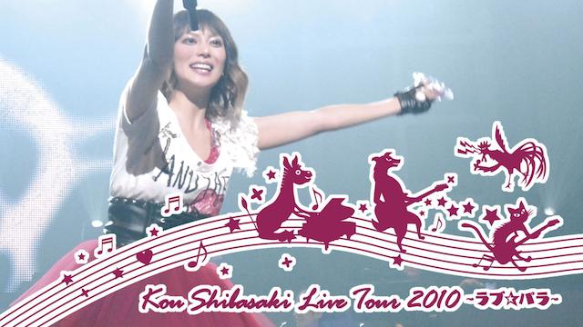 柴咲コウ Kou Shibasaki Live Tour 2010~ラブ☆パラ~
