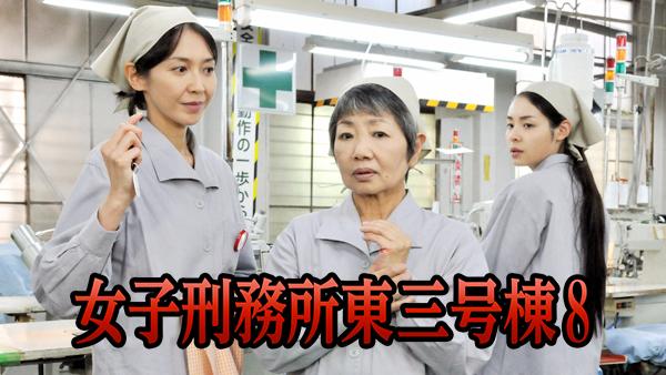 女子刑務所東3号棟 シリーズ8 動画