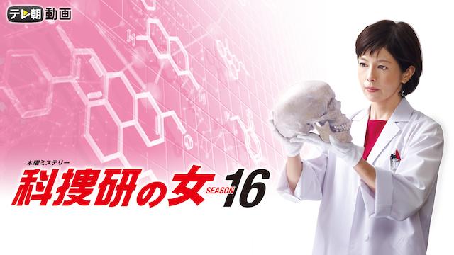 科捜研の女 season16の動画 - 科捜研の女 season17