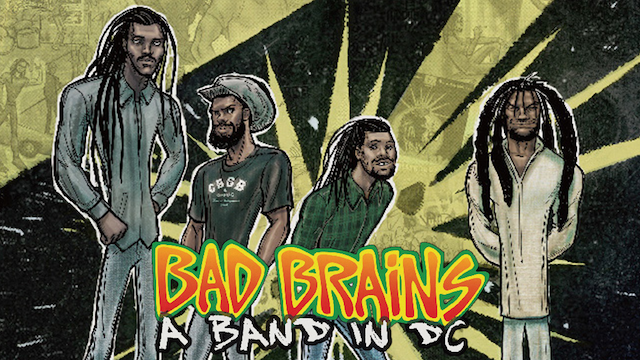 BAD BRAiNS / A BAND IN DC 動画