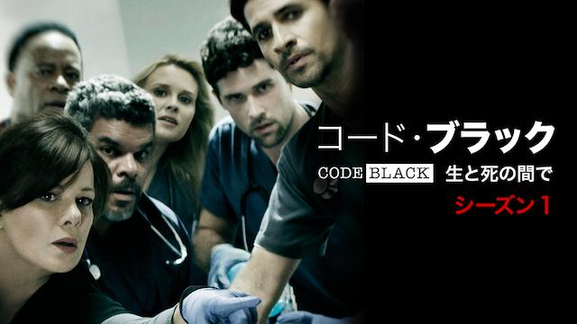 コード・ブラック 生と死の間で シーズン1 動画