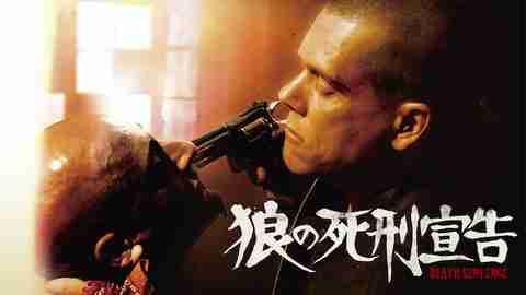 【アクション映画 おすすめ】狼の死刑宣告
