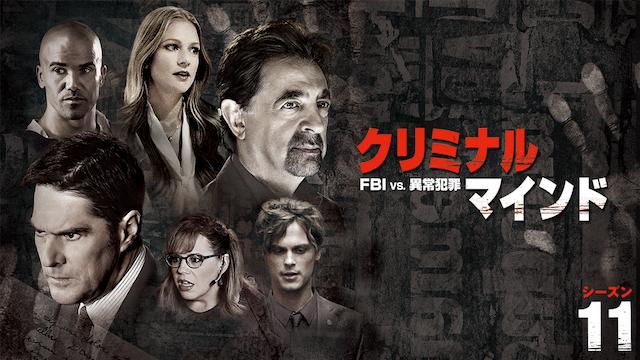 クリミナル・マインド/FBI vs. 異常犯罪 シーズン11の動画 - クリミナル・マインド/FBI vs. 異常犯罪 シーズン12