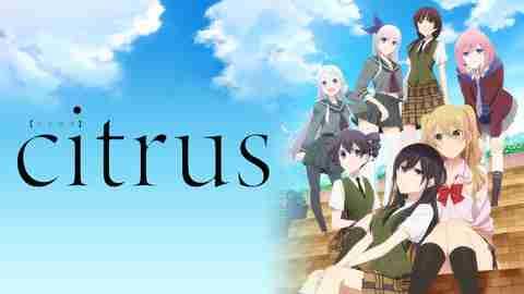 【アニメ 映画 おすすめ】citrus