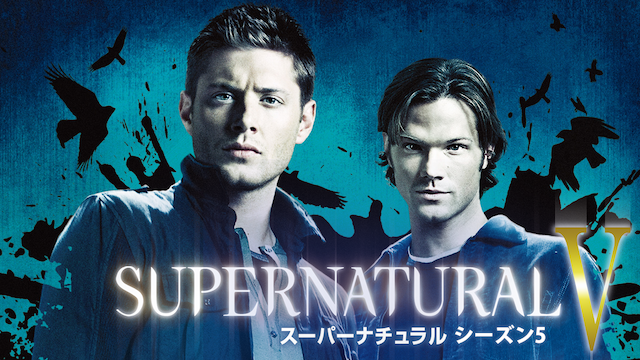 SUPERNATURAL/スーパーナチュラル シーズン5の動画 - SUPERNATURAL/スーパーナチュラル シーズン13
