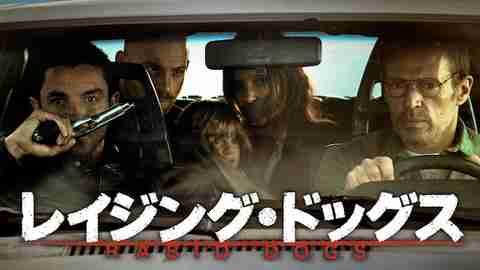 【アクション映画 おすすめ】レイジング・ドッグス