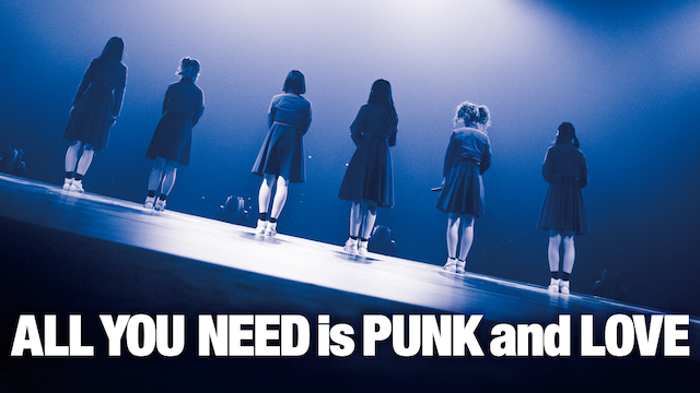 ALL YOU NEED is PUNK and LOVE 動画