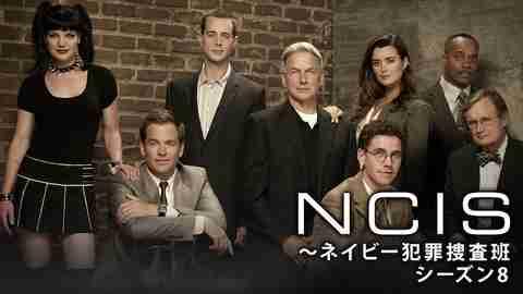 【海外 ドラマ 無料】NCIS ~ネイビー犯罪捜査班 シーズン8