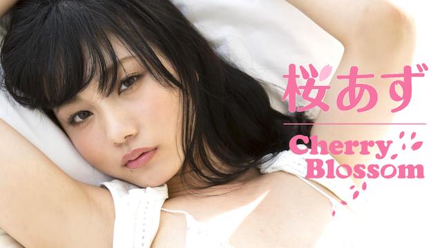 桜あず cherry blossom 動画