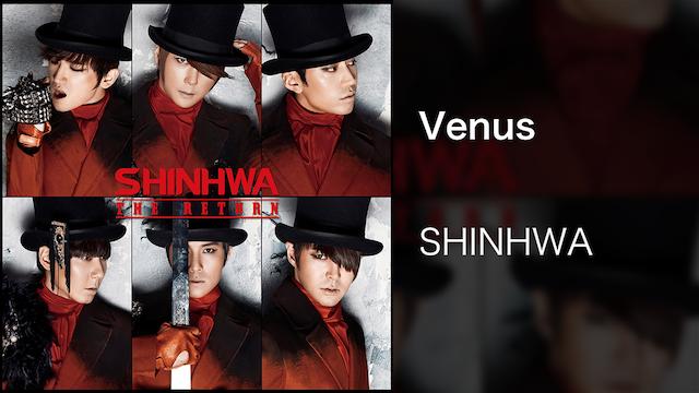 【MV】Venus/SHINHWA(神話)の動画 - 【MV】TAXI /Mイ・ミヌ(神話)