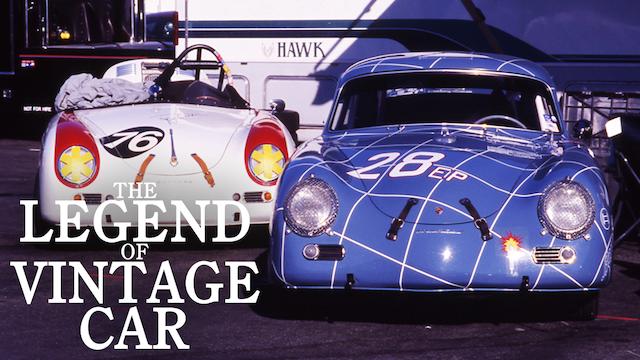 THE LEGEND OF VINTAGE CARの動画 - THE LEGEND OF VINTAGE CAR ~Featuring Ferrari~