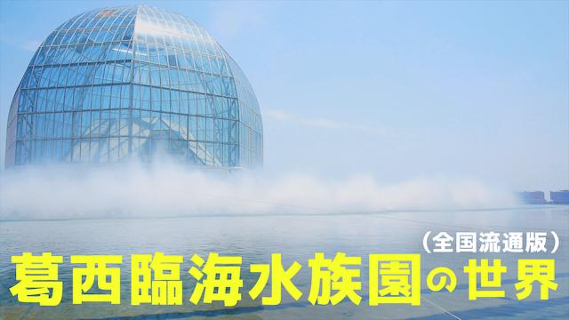 葛西臨海水族園の世界(全国流通版) 動画