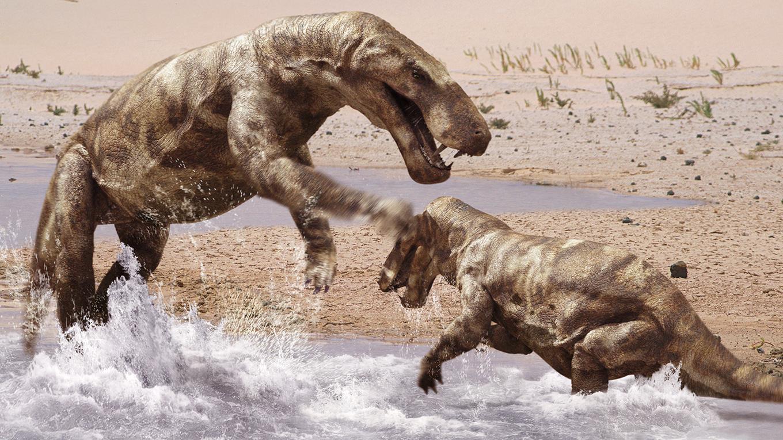 ウォーキング with モンスター-前恐竜時代 巨大生物の誕生