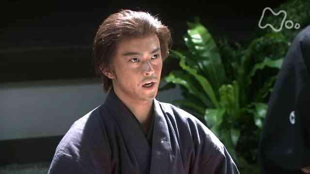 篤姫 5回 日本一の男