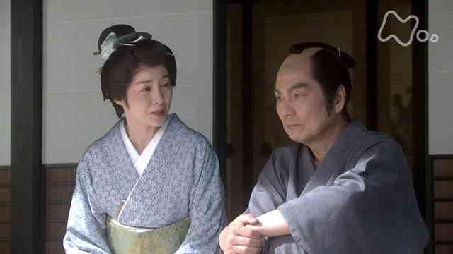 篤姫 8回 お姫様教育