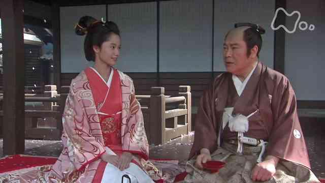 篤姫 16回 波乱の花見