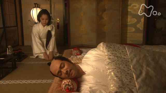 篤姫 20回 婚礼の夜