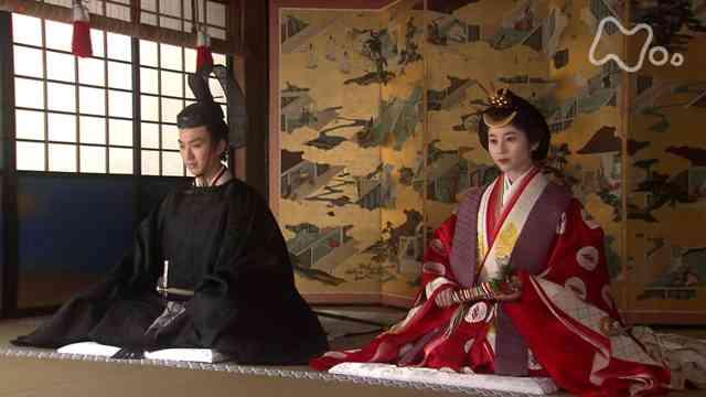 篤姫 34回 公家と武家