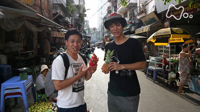 チョイ住み in ベトナム