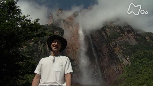 桐谷健太 天空の秘境 ギアナ高地に挑む