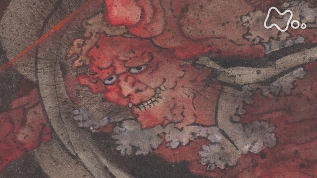 北斎 幻の肉筆画 ~アメリカに眠る 画狂老人の魂~
