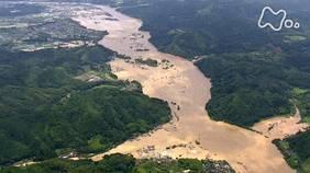「球磨川に生きる 熊本 神瀬 豪雨1年の記録」