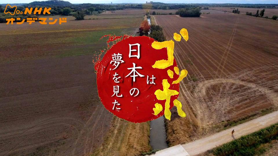 ゴッホは日本の夢を見た