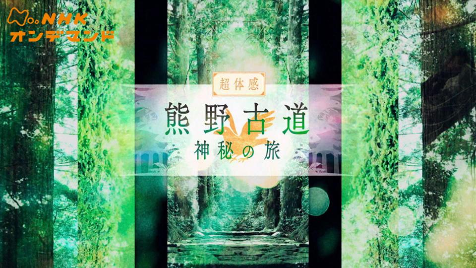 熊野古道 神秘の旅