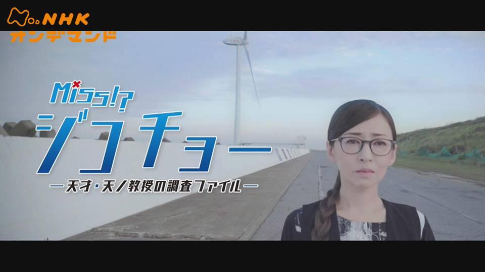 ミス・ジコチョー~天才・天ノ教授の調査ファイル~