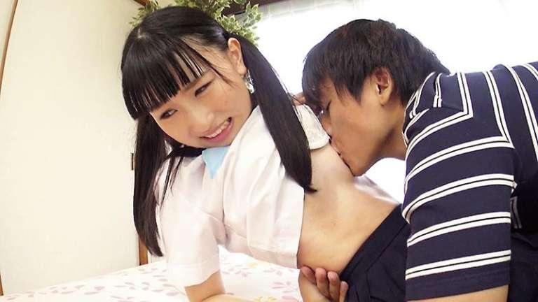 琴羽雫 パンチラ童貞逆ナンパ