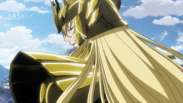 聖闘士星矢 THE LOST CANVAS 冥王神話 第8話 良き風の日