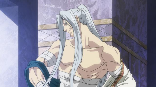 聖闘士星矢 THE LOST CANVAS 冥王神話 第24話 血戦の時