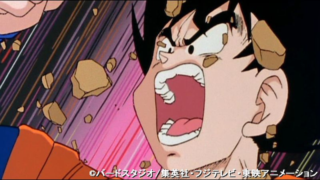 ドラゴンボール改 第12話 ピッコロが流した涙…孫悟空怒りの大反撃!