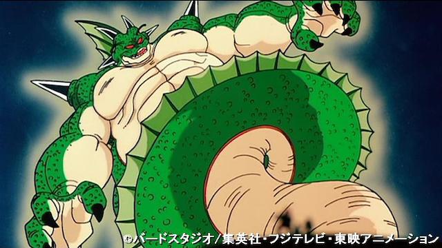 ドラゴンボール改 第35話 悟空大逆転!?今こそいでよ超神龍!