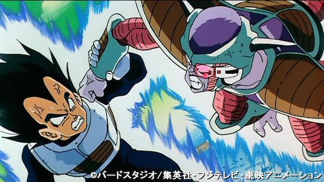 ドラゴンボール改 第37話 悪夢の超変身!戦闘力100万のフリーザ
