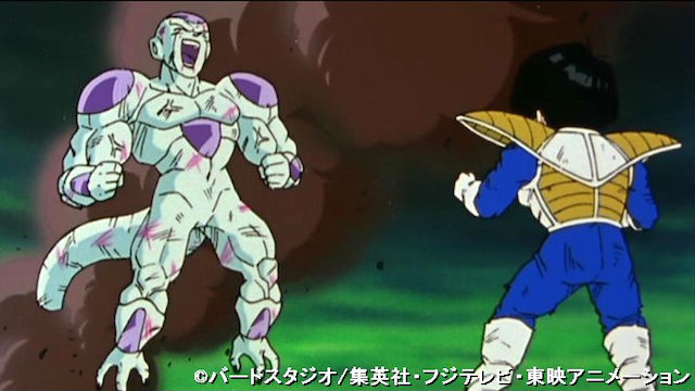ドラゴンボール改 第51話 悟空激怒の雄叫び!間に合え…起死回生の願い!