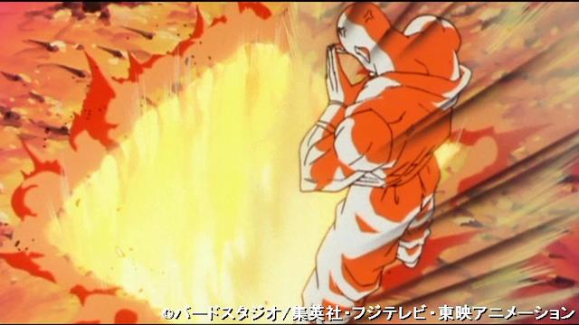 ドラゴンボール改 第76話 天津飯、決死の新気功砲! 戦友を救え、孫悟空
