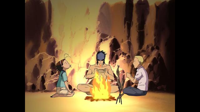 焼きたて!! ジャぱん 第37話 サバイバル!!無人島のパン職人!