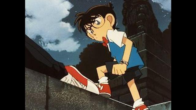 名探偵コナン 【第1シーズン】 第21話 TVドラマロケ殺人事件